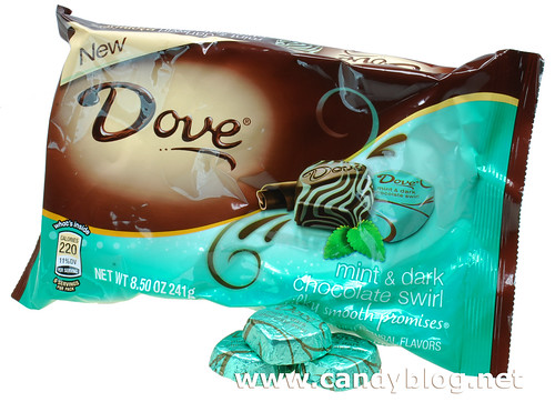 Dove Mint & Dark Chocolate Swirl Promises