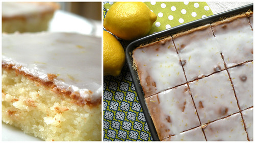 Mrs. Fields Secrets Lemon Brownies