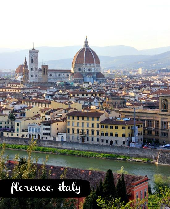 Hi Sugarplum | Trip Report: Florence, Italy