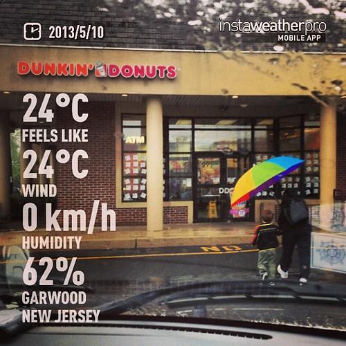 雨天呷donuts... Day_053