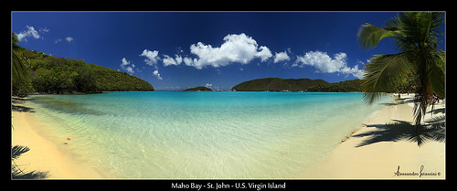 sea wallpaper sky nature water st clouds canon john landscape island eos bay sand paradise virgin maho stthomas alessandro 6d patassini