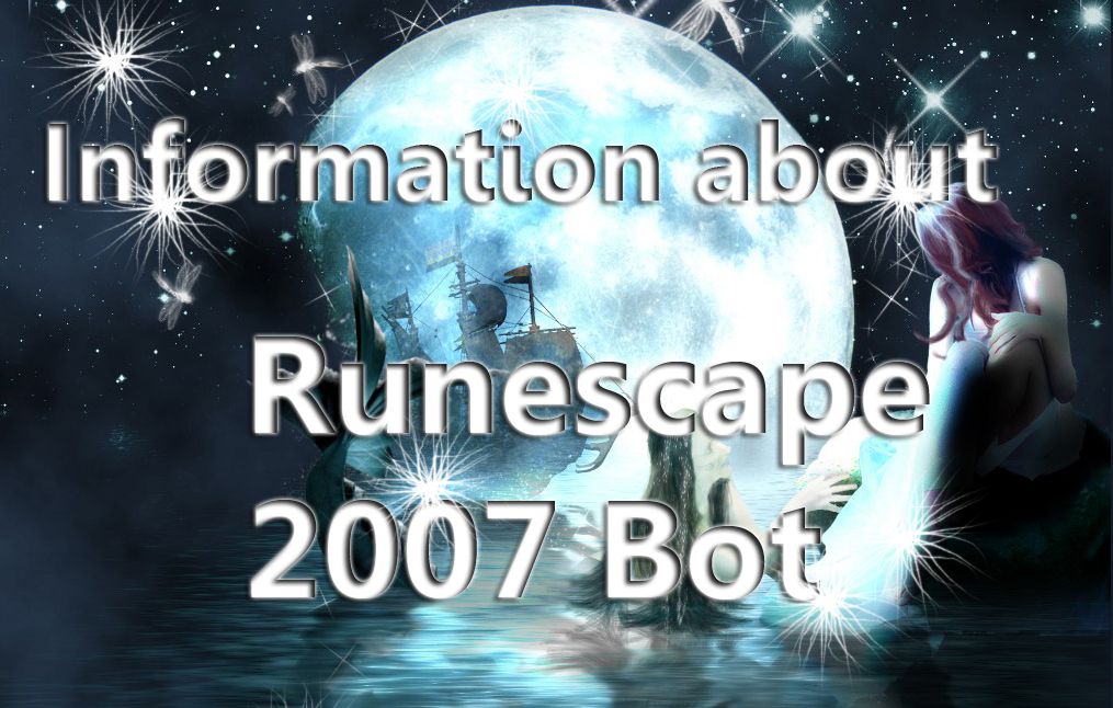 how to make a runescape bot
