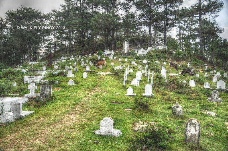 Sagada Cemetery, Philippine Cordilleras