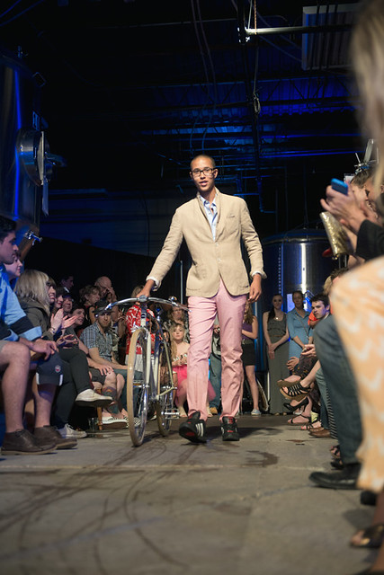 Velo Vogue Bicycle Fashion Show 2013