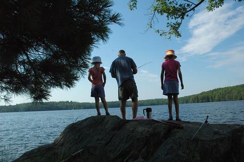 Teaching to fish