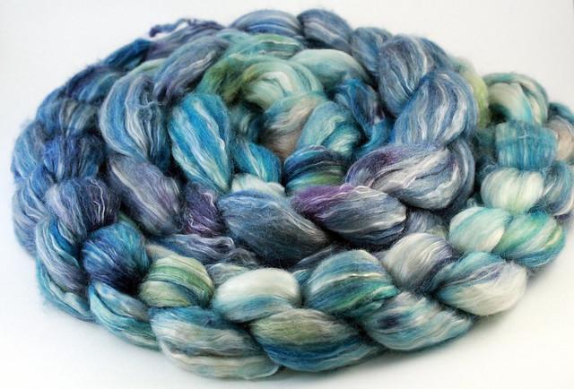 Seafaring 50/30/20 Wool Silk Seacell