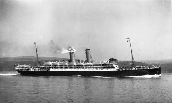 Orient_Line_passenger_liner_SS_'Otranto'