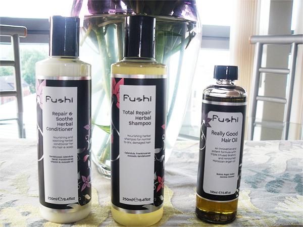 Fushi Organic Haircare