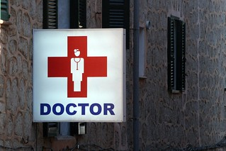 Foreign Doctor Sign