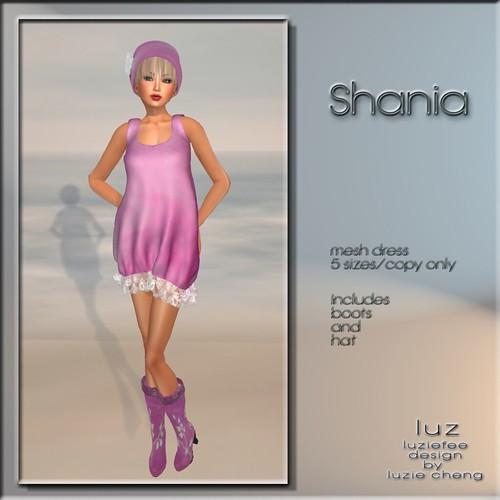 shania Luz