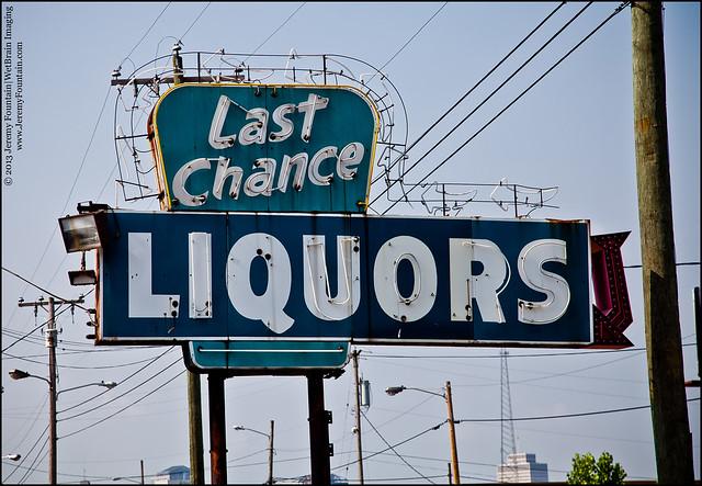 Last Chance Liquors