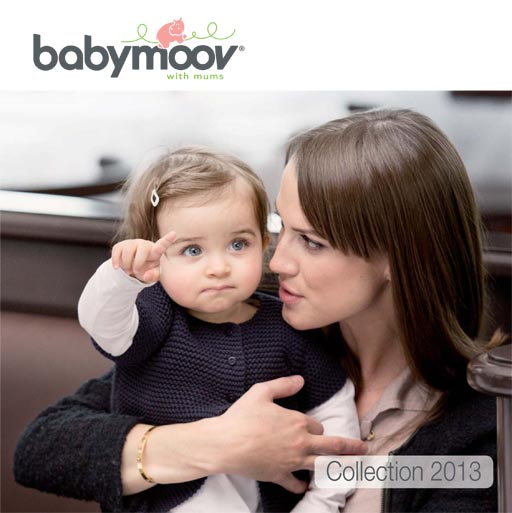 Catalogue piuériculture Babymoov 2013