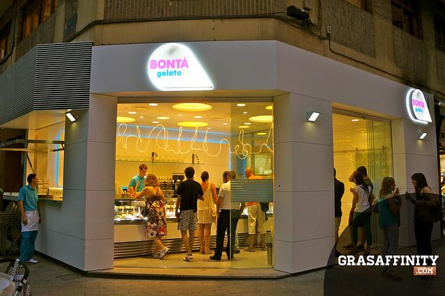 Bontá Gelato Murcia