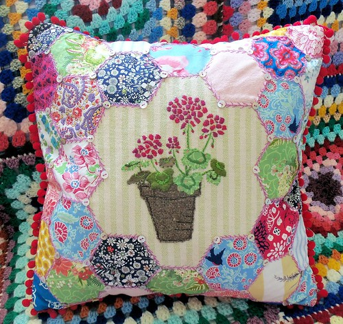 Summer Gypsy Cushion