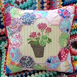 Summer Gypsy Cushion Cover