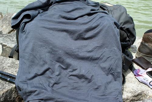 merino shirt nach 5 tagen durchgehend tragen