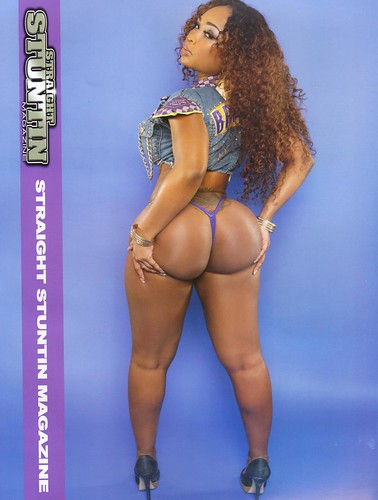 Mia Body Straight Stuntin Magazine issue 26