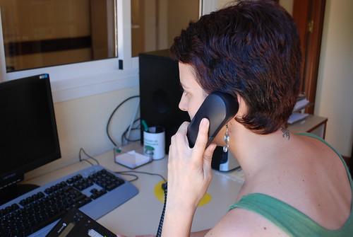 El Teléfono de la Esperanza, 45 años ayudando a gente desde Nervión
