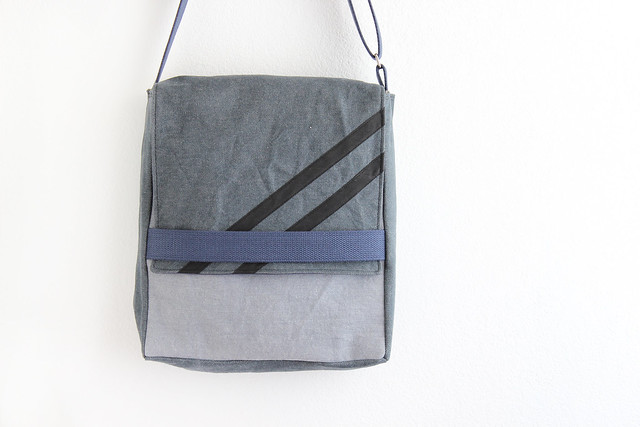 messenger bag.