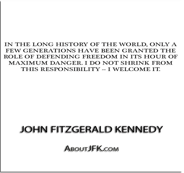 an life and contribution of john f kennedy 2018-7-15 rigorous one- and two-year programs lead to master's degrees in public policy or public administration.