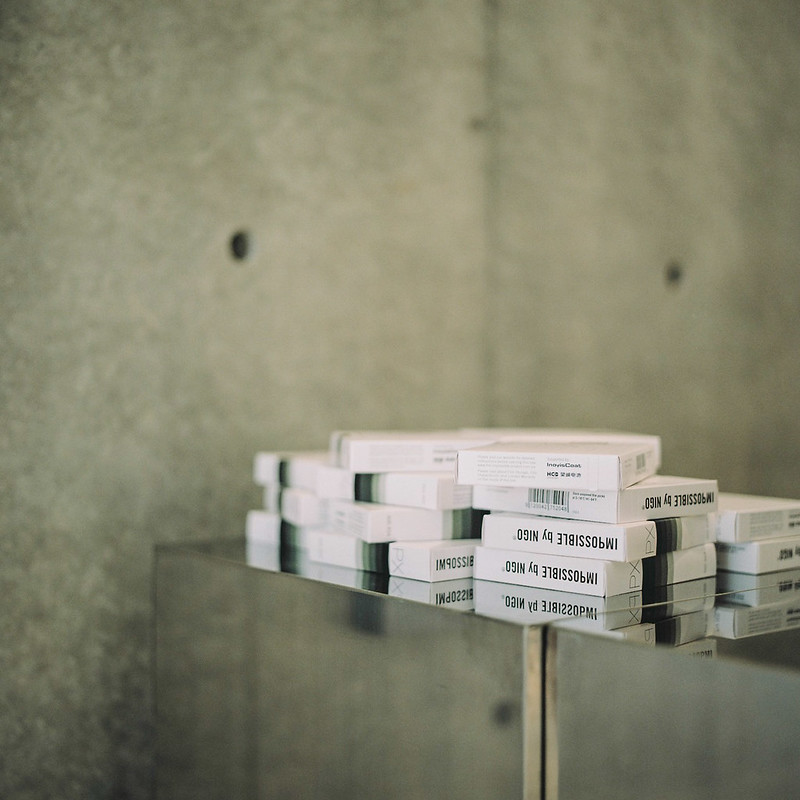 Impossible Project Space.