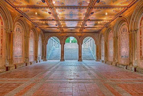newyork centralpark manhattan secret hidden peter bethesda bethesdaterrace lik hiddensecret canon5dmarkiii nikon1414 kptripathi