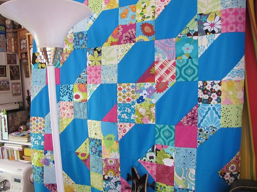 Christopher's future quilt