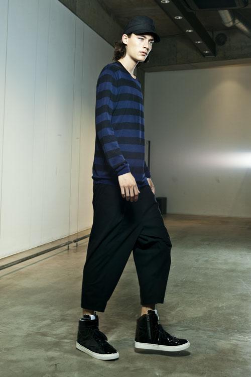 SS14 Tokyo KAZUYUKI KUMAGAI024_Jaco va den Hoven(Fashion Press)