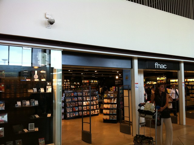Fnac aéroport de Paris