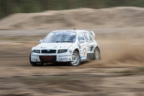 car sport race finland outdoor panning supercar src rx rallycross motorsport skoda 2013 karttunen rallicross