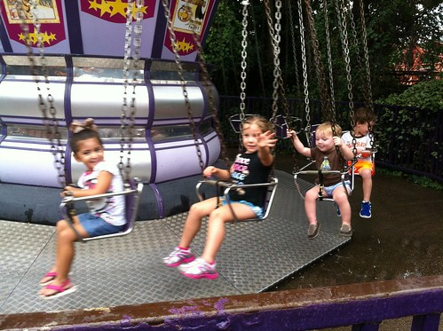 Labor Day 2013 at Six Flags