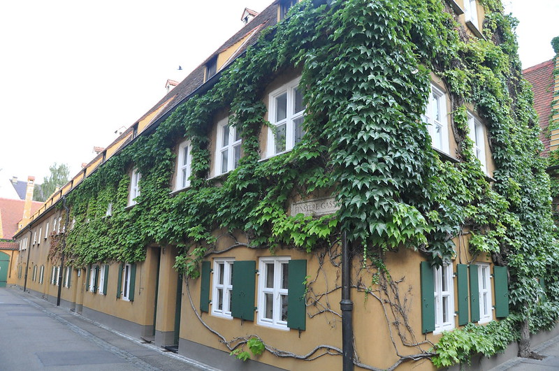 Apartamentos Fuggerei, Augsburg