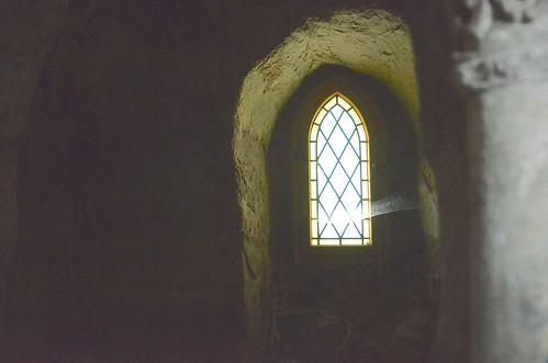 Memleben (Saxe-Anhalt), crypte de l'abbatiale - 15