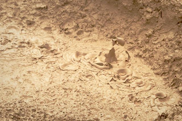 Mudpot Closeup