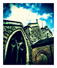 All Saints Church,Highcross Street,Leicester #Highcross5#camera+ by davidearlgray