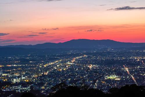 autumn sunset japan night september getty nara 13 crazyshin 奈良 若草山 order500 dp2m sigmadp2merrill pwpartlycloudy 20130909sdim0240 9719846971