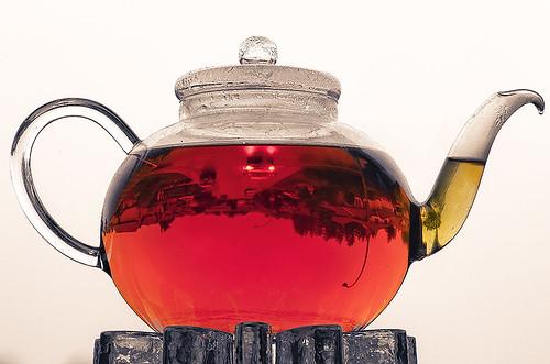 Tea Pot Refraction
