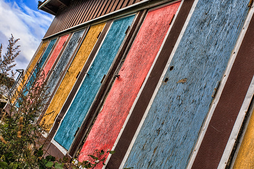 Doors by photographer Hans Wessberg