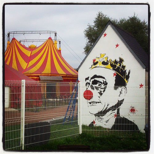 MIMI the ClowN king of Graffiti!!! by MIMI the Clown