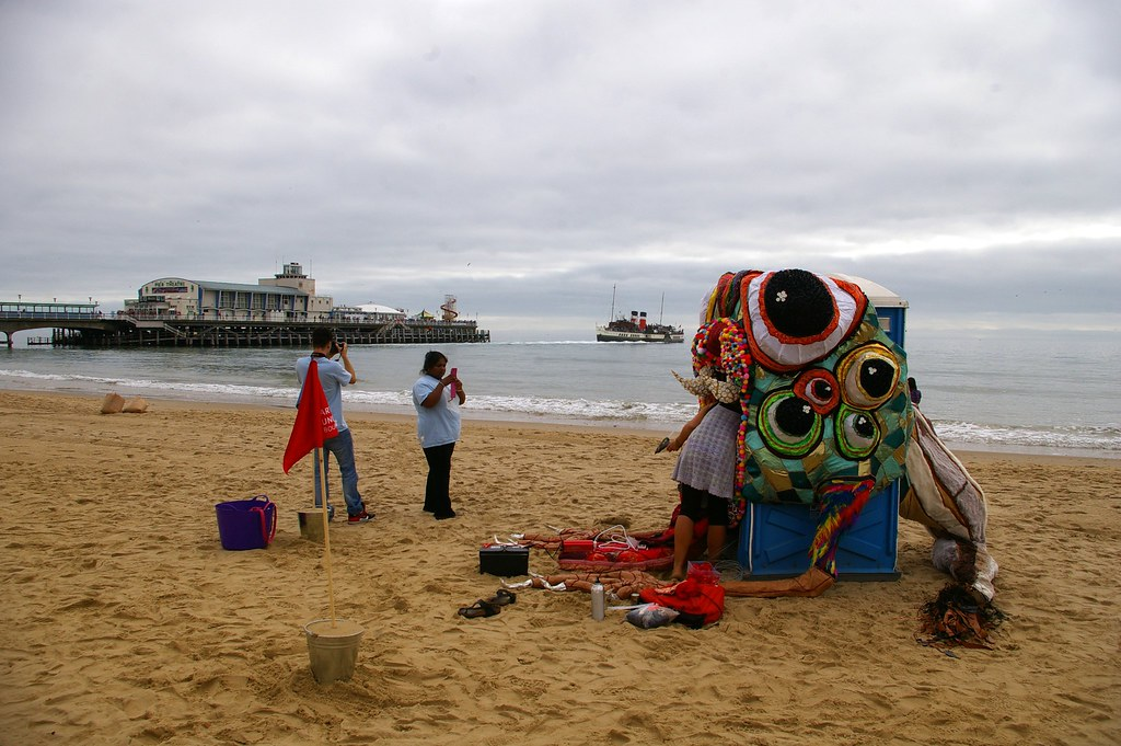 arts by the sea Bournemouth