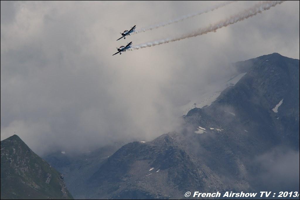 Patrouille Cap Tens 2013, Cap 10,Fete de l'air,Courchevel Saut à Ski 2013