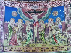 Victorian Wall Paintings in Churches, Cathedrals & Minsters - UK