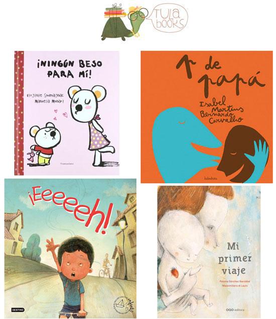 recomendaciones lectura bebés y niños