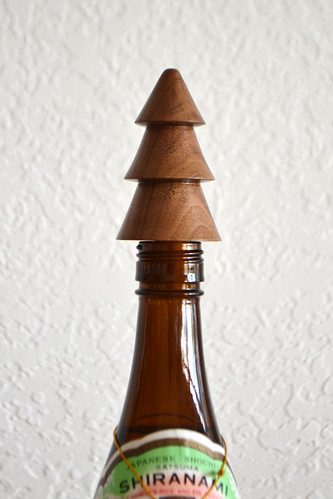 Handmade Tree Bottle Stoppers