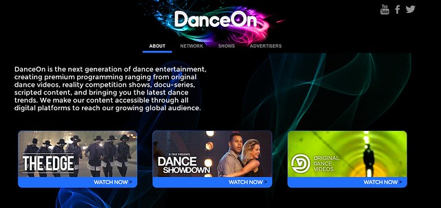 About   Dance On