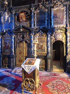 Iglesia ortodoxa de Lipova.