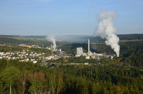 Zellstofffabrik von Blankenstein