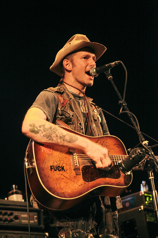Hank III live 10-19 at the McDonald Theatre -3