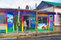 Murals - Ataco, El Salvador
