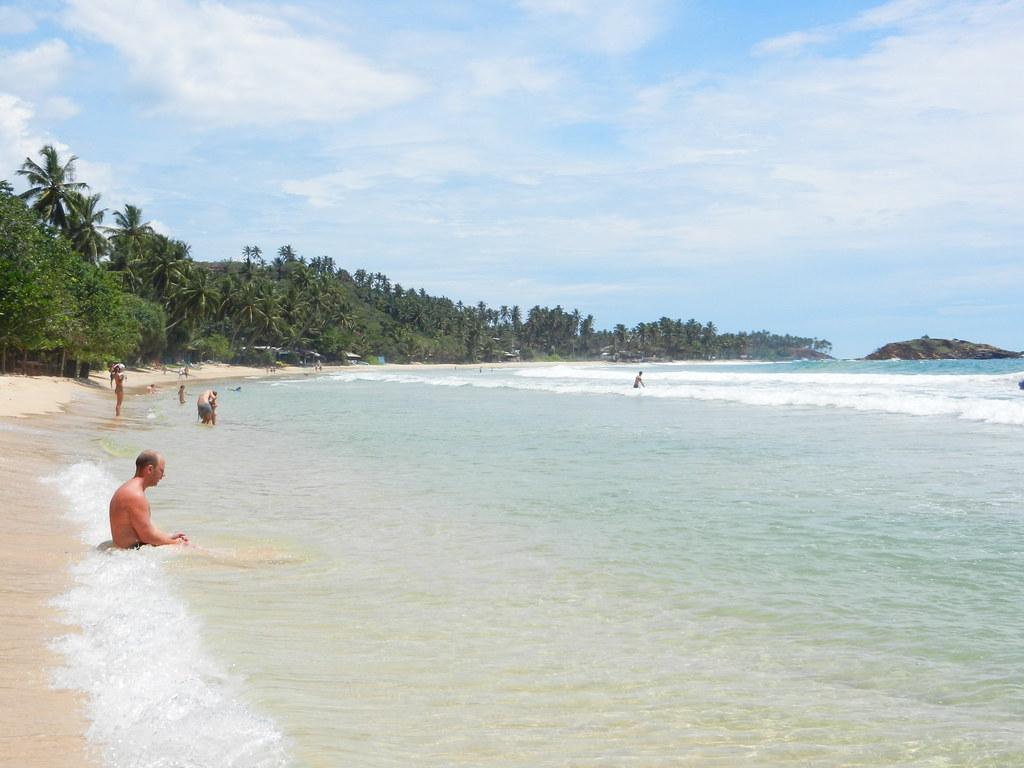 Мирисса. Шри Ланка